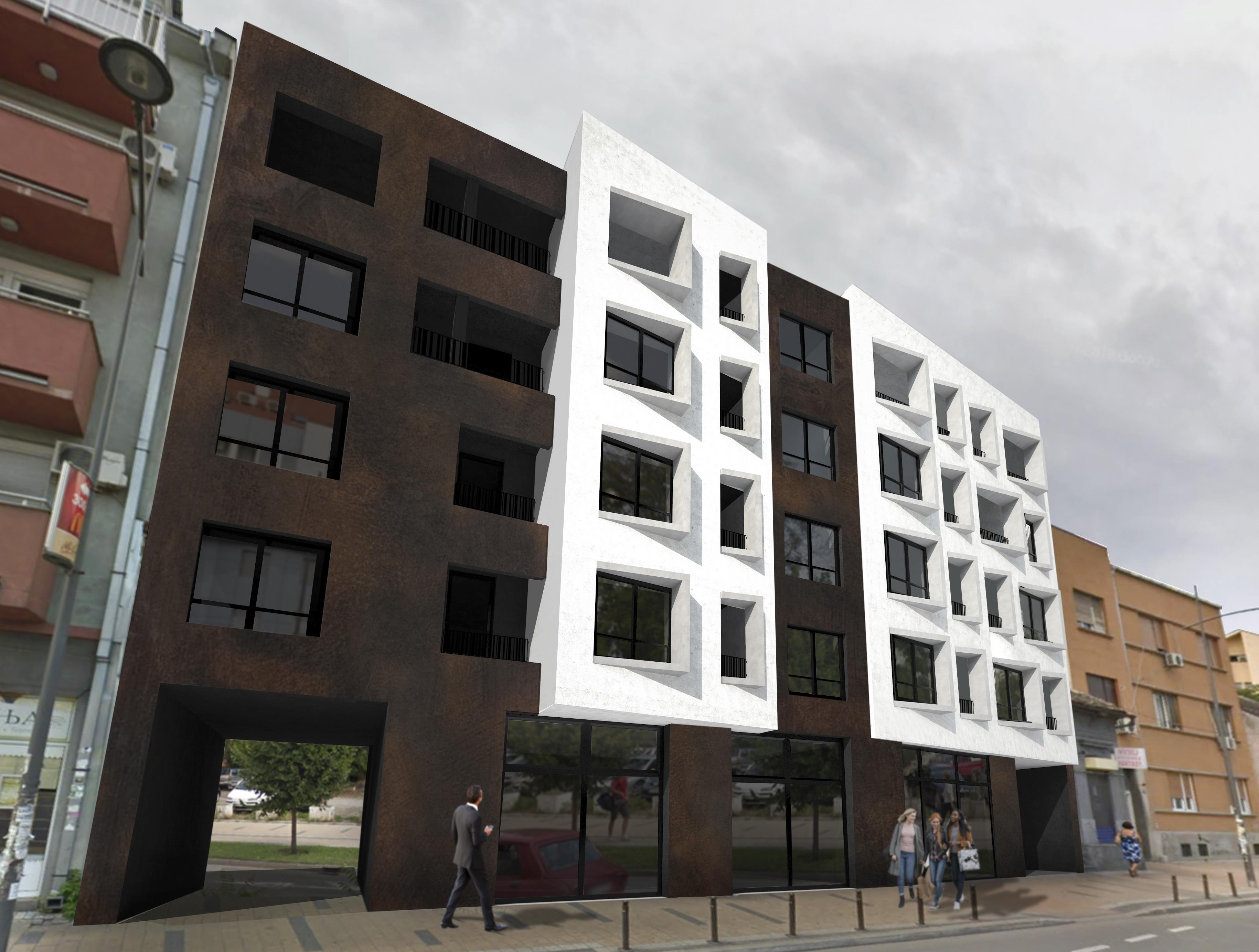 prodaja stanova novi sad centar novogradnja šafarikova 27 ulaz A